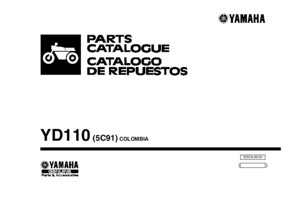Manual de Taller Yamaha Fz 16