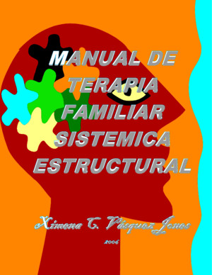 Manual de Terapia Familiar Sistemica Estructural