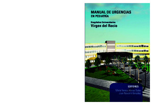 Manual de Urgencias en Pediatria
