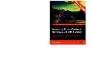 Mastering Cross-Platform Development with Xamarin - Sample Chapter
