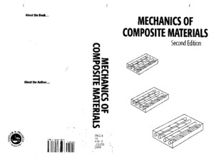 Mechanics Of Composite Materials, R Jonespdf