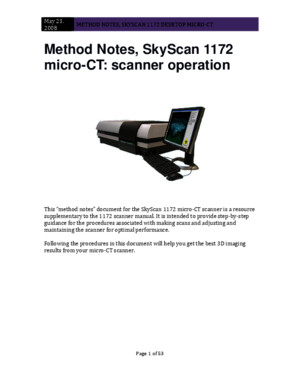 Method Notes 1172