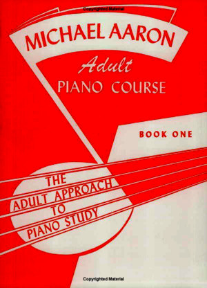 Michael Aaron - Adult Piano Course Book One p1-21