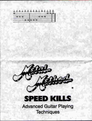 Michael Angelo - Speed Kills Bookletpdf