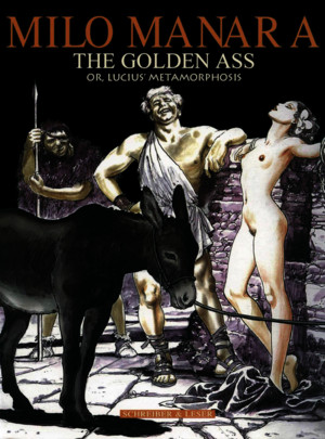 Milo Manara-The Golden Ass