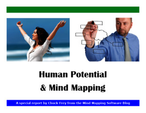 Mind mapping and human potential