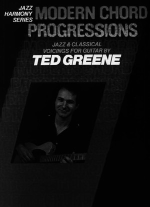 Modern Chord Progressions - Jazz And Classical Voicings For Guitar - Ted Greenepdf
