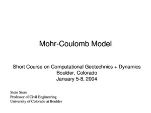 Mohr-Coulomb Modelpdf