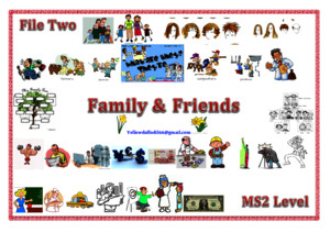 MS1 Level File 2 Family Friend According to ATF AEF Competencies and PPU PDP Lesson Plans