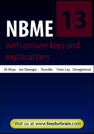 NBME 13 Answers