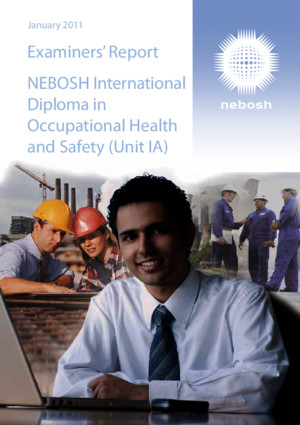 NEBOSH Int Dip Question Papers 2011