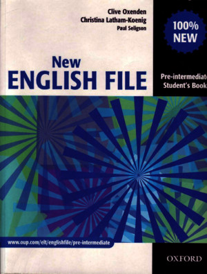 New English File Pre-Intermediate Student s Book (Recovered)