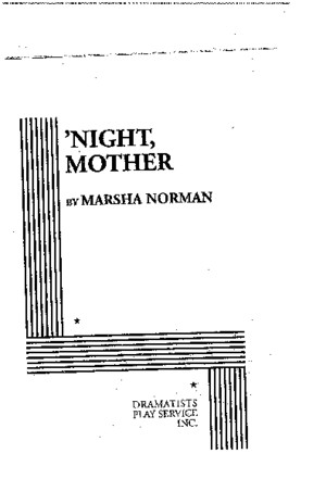 Night Mother Script