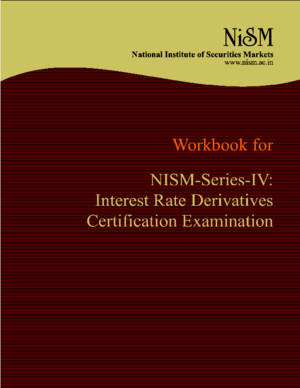NISM Series IV-Interest Rate Derivatives New Workbook Version Sep-2015pdf