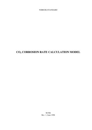 Norsok-M-506-CO2-Corrosion-Rate-Calculation-Modelpdf