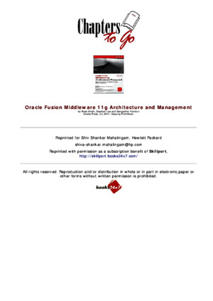 9780071754170 Chapter 4 Oracle Fusion Middleware Platform Security Services and Identity M