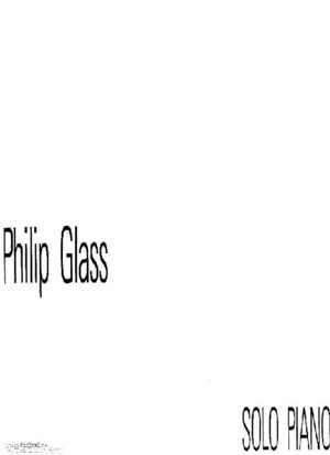 Philip Glass - Metamorphosis 1-5 Solo Pianopdf