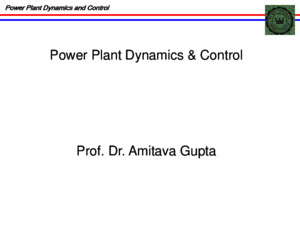 Power Plant Control System