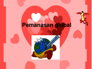 PowerPoint Pemanasan Global