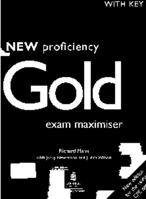 Proficiency Gold - Exam Maximiser Book