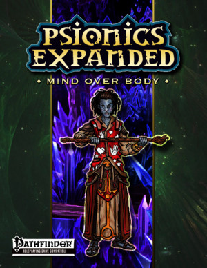 Psionics Expanded - Mind Over Body