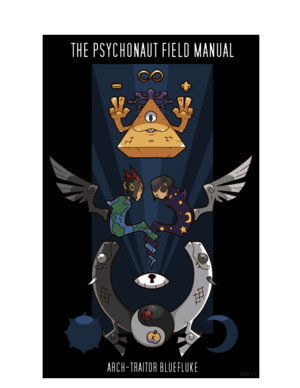 Psychonaut Field Manual a Cartoon Guide to Chaos Magick