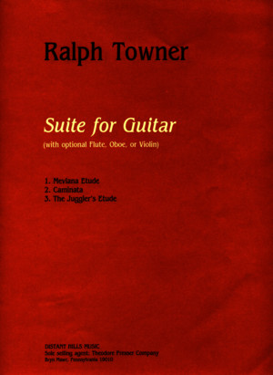Ralph Towner-Suite for Guitar