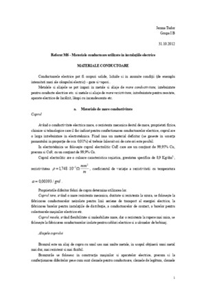 Referat M6_Materiale conductoarepdf