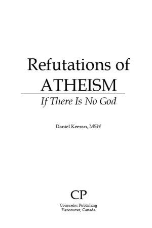 Refutations of Atheism