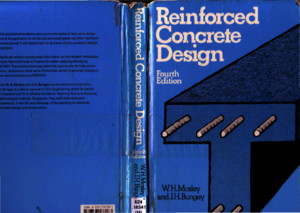 Reinforced Concrete Structures, Design
