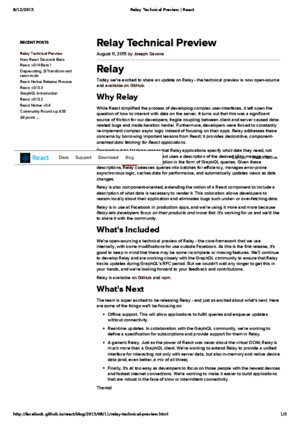 Relay Technical Preview _ Reactpdf