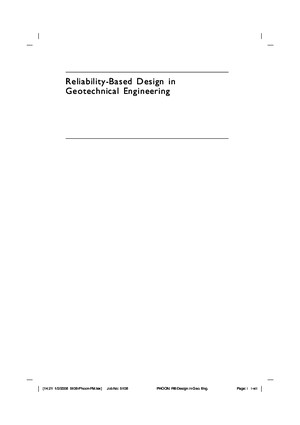 Reliability-Based Design in Geotechnical Engineering_ 2008_Baecher