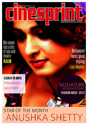 South Indian Movie Magazine | Cinesprint Magazine | kollywood Cine Magazine | Cinesprint Volume 2 Issue 7 by cinemagazine123