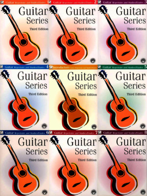 Royal Conservatory of Music - Guitar Series Vol 7