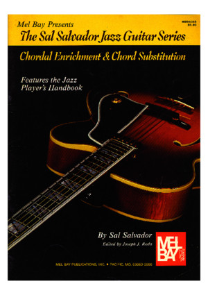 Sal Salvador - Chordal Enrichment and Chord Substitutionpdf