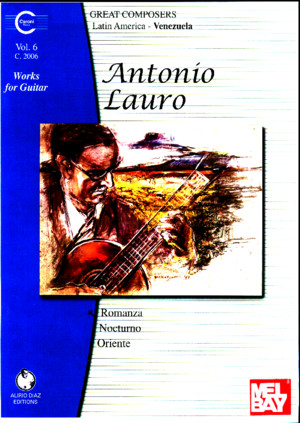 A Lauro - Works for Guitar Vol 1