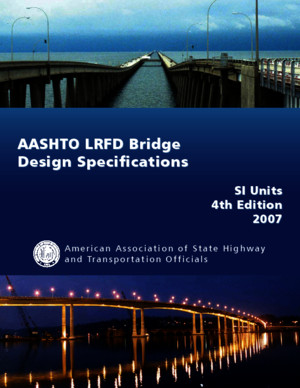 Aashto Lrfd Bridge Design Specifications 2007_1