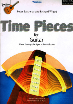 ABRSM Time Pieces for Guitar Vol 1