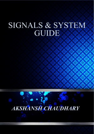 Signals and Systems K-Notes (EE)pdf