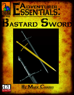 Skotched Urf - Adventurer Essentials - Bastard Swordpdf