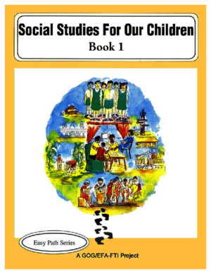 Social Studies For Our Children Book 1pdf