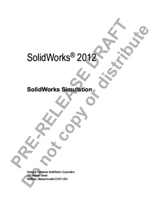 SolidWorks Simulation Tutorial