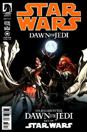 Star Wars Dawn of the Jedi - Force Storm