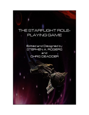 Starflight RPG