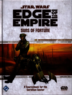 Suns of Fortune 211406008 Edge of the Empire Suns of Fortune SWE07