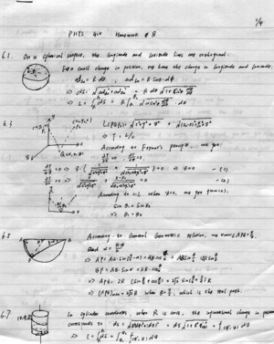 Taylor Classical Mechanics Solutions for some selected problems from Chapter 6 and 7