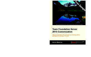 Team Foundation Server 2015 Customization - Sample Chapter