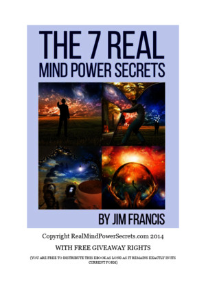 The 7 Real Mind Power Secrets