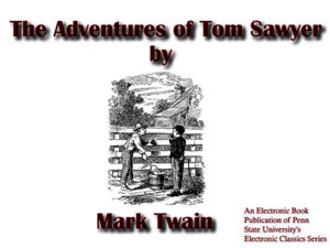 The adventures of tom Sawyerpdf