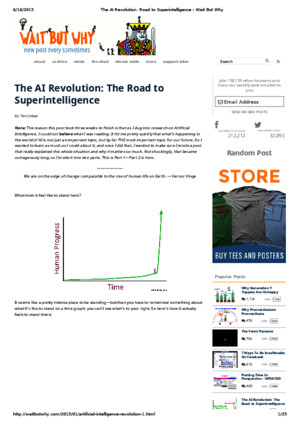 The AI Revolution_ Road to Superintelligence - Wait But Whypdf